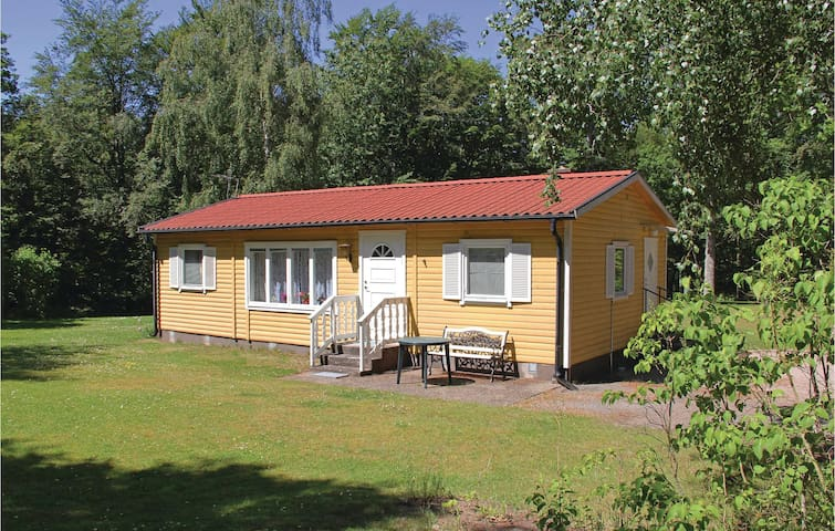 Holiday cottage with 2 bedrooms on 57 m² in Nättraby
