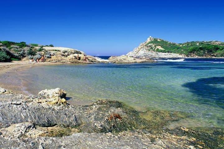 Appart de vacances, au bord de mer - Six-Fours-les-Plages - Apartamento