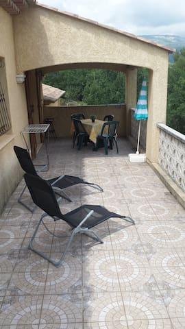 Appartement Canton de Fayence - Mons - Lägenhet