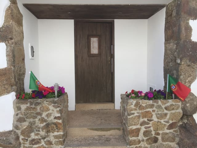 Cha de Courelas - Penela - Haus
