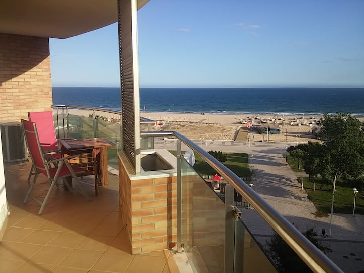 Saudade marina. Apartamento playa. Monte Gordo