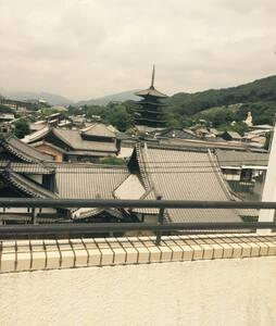 Great View in Kiyomizu area , Gion