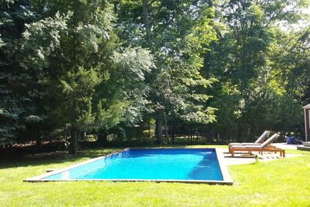Serene Springs with Saltwater Pool