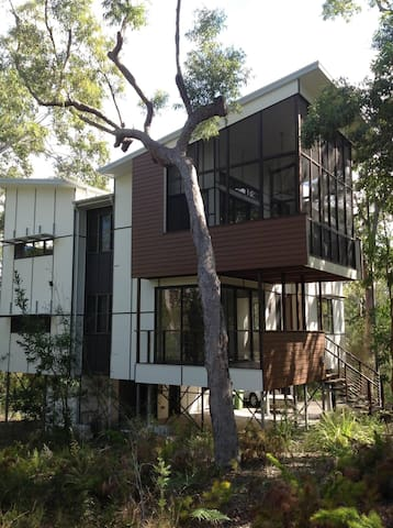 """Our Treehouse"" - Noosa North Shore"