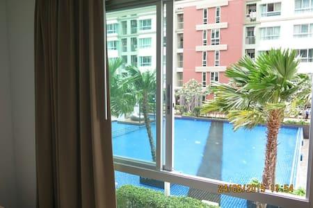 1BR Lumpini Riverside Chao Phraya and Pool view - Rama 3 Road