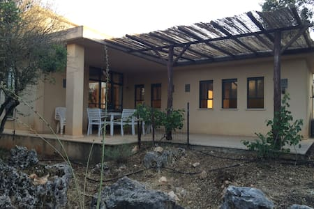 London House in Abirim Galilee - Abirim - Casa de camp