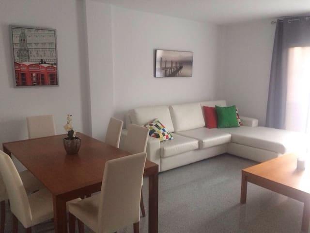 Apartamento entero en Málaga. 2Hab dobles