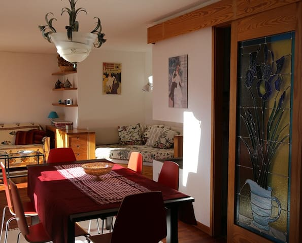 CERVINIA Full optional apartment on the ski slopes - Breuil-Cervinia - Appartement