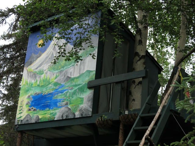 Willow Tree House