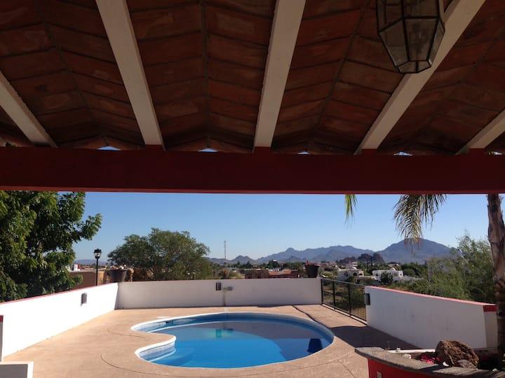 Beautiful house with big Swiming pool