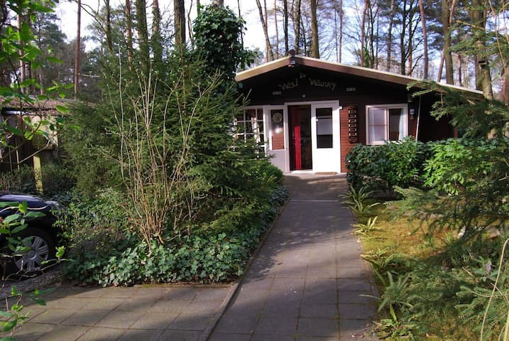 "Chalet ""Wai Wurry""  in Limburg near Maastricht!"