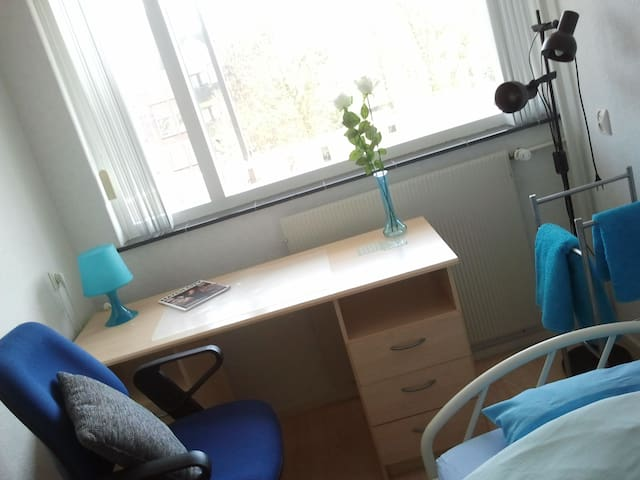 Comfy Clean Single Room - Eindhoven - Departamento