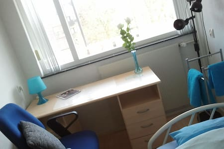 Comfy Clean Single Room near Airport (6KM) - Eindhoven