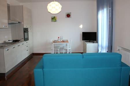 Modern apartment 2 in Villa with Garden view - Noventa di Piave - Wohnung