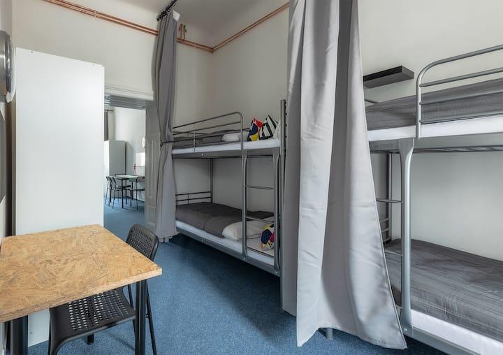 Levné ubytování pro 4 osoby v centru Brna  - A114