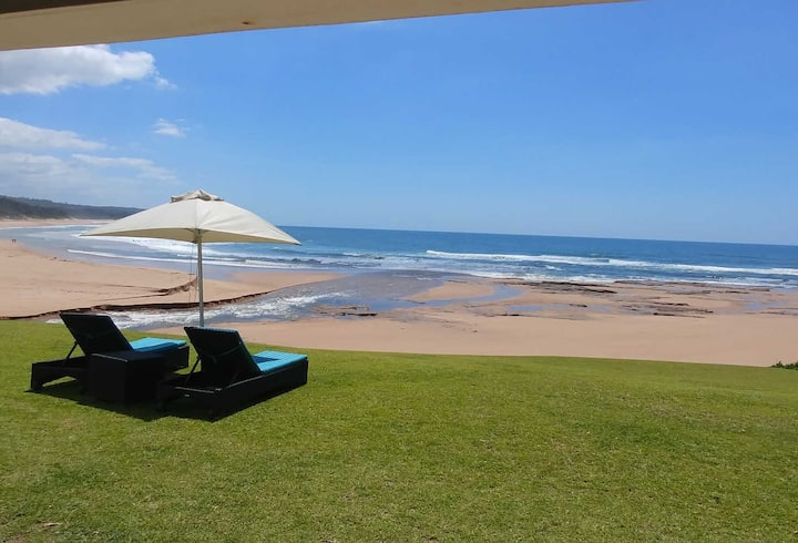 """THE"" BEACH HOUSE, 75 Nkwazi drive, Zinkwazi beach"