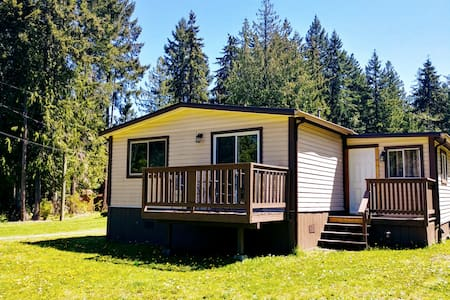 The Retreat at Englishman River Falls Parksville