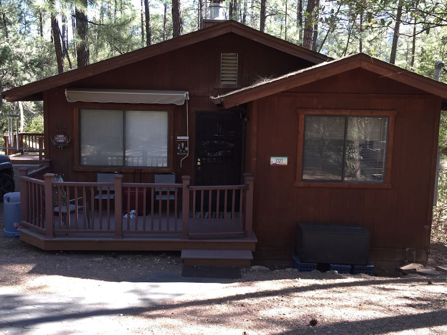 Cabin Sweet Cabin In The Cool Pines Houses For Rent In