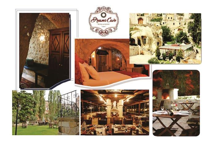 Dreams Cave Cappadocia - Ortahisar Belediyesi - Pensió