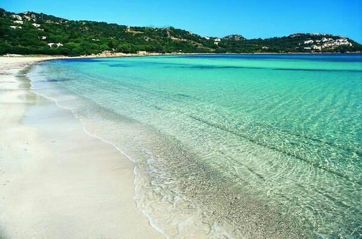 Spiaggia, mare, piscina e relax! - Marinella - Apartamento