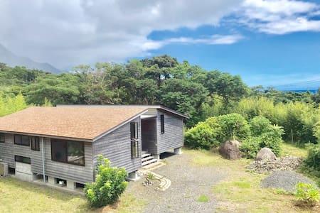 《SOLMU MATKA -talo-》 屋久島南部の一棟貸し