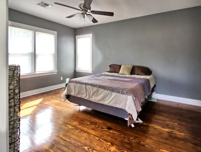 Open plan with 1700 sq. ft!! Come stay w/ friends - Oklahoma City - Talo