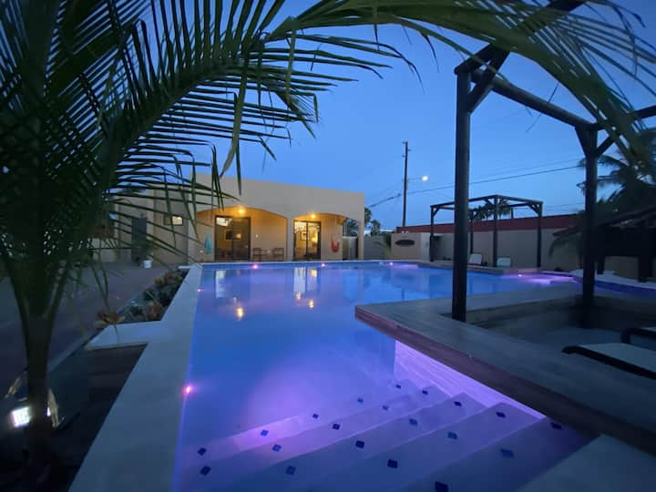 New Luxury Private Villa with Huge Custom PRIVATE Pool. Just for you.