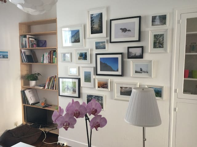 Appartement cosy 30m2 proche Montmartre