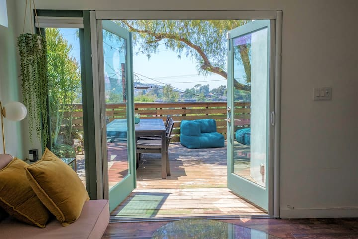Relax in this Highland Park Home with Great Views