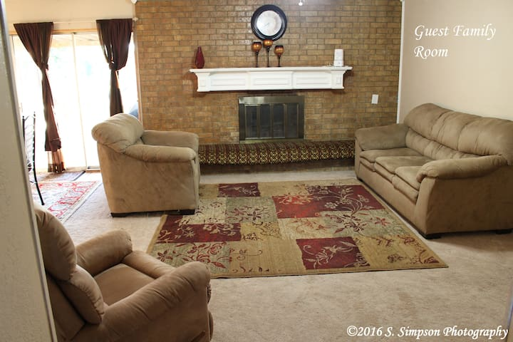 Warm country living in the heart of the city!!!!!! - Wylie - Casa