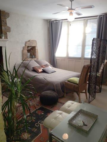 Charmant studio 35 m2 au coeur de Sarlat