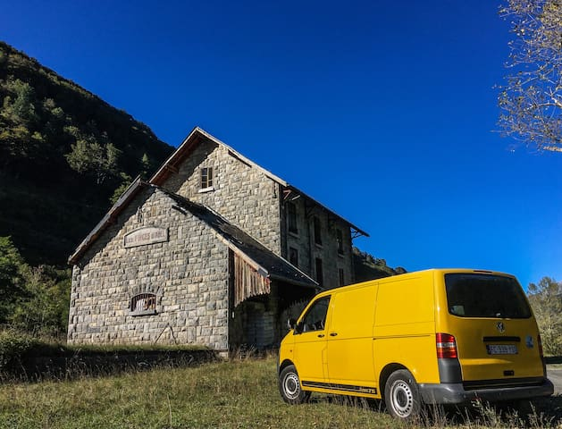 Biarritz en Campervan !