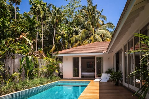 GOOD STORY VILLA in Ahangama with private pool