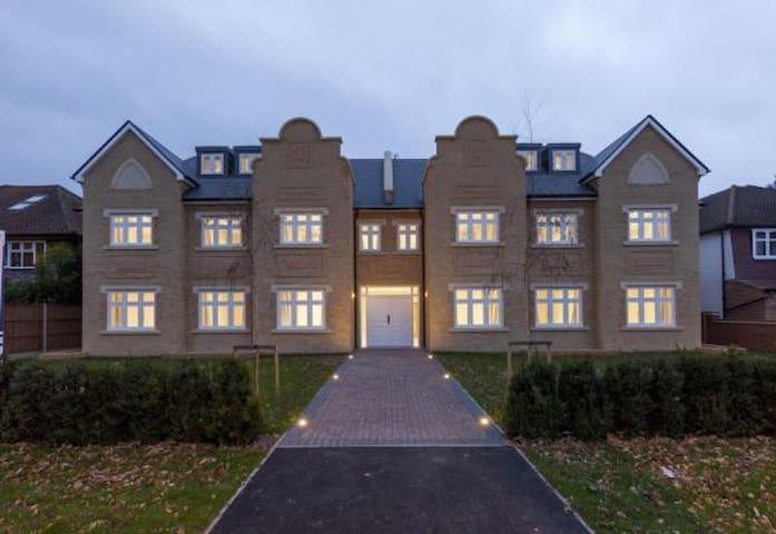 Kinnaird Court - Esher - Wohnung