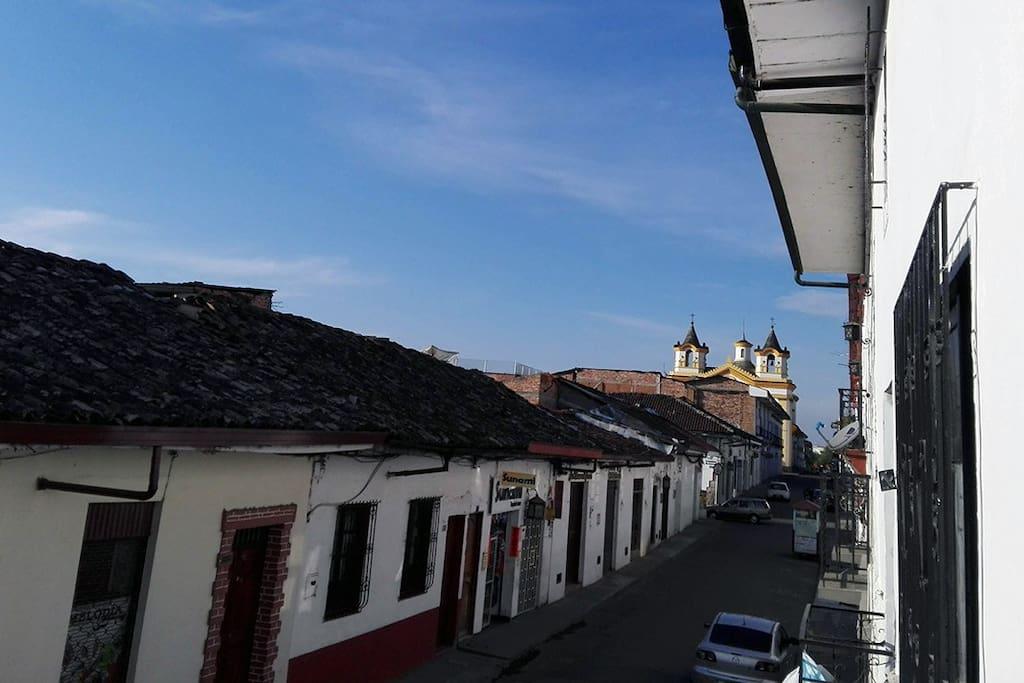 Casa en centro histórico de Popayán
