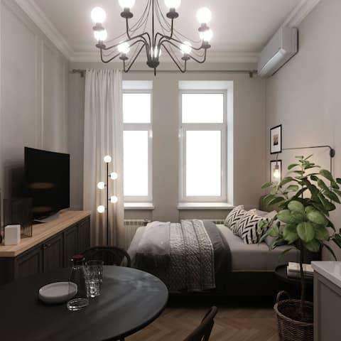 New Comfort studio on the Maidan Street