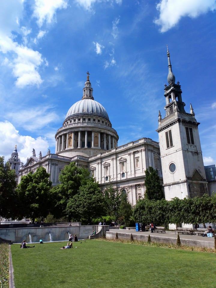 Top London landmarks