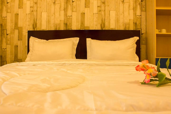 The Bed Room: Sleep, Relax. and Repeat