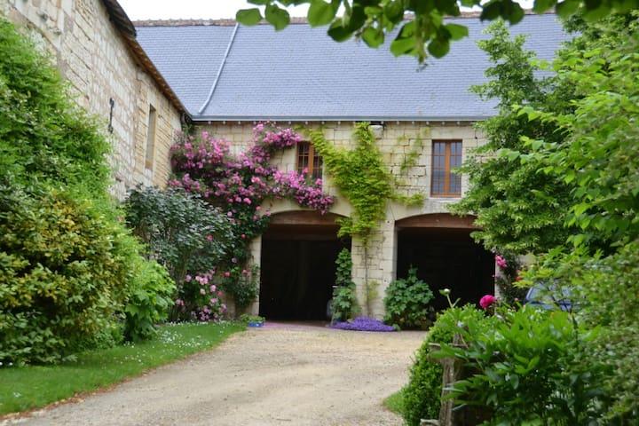 Maison D'en-Haut - Usseau - Cottage