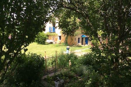 La Maison Bleue - Colonard-Corubert - Haus