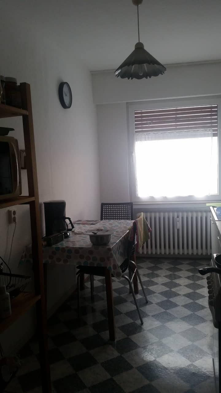 Ruhiges und schönes Zimmer