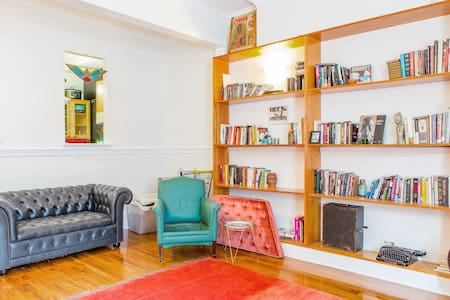 Sunny, single room in Amazing Apt! - Brooklyn - Apartment