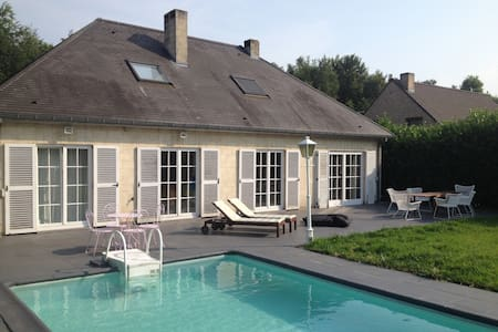 Contryside villa close to Mons - Mons (Masnuy-Saint-Jean)