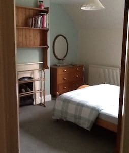 Large double room with ensuite. - Buckingham