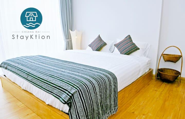 StayKtion : Stay Chill room