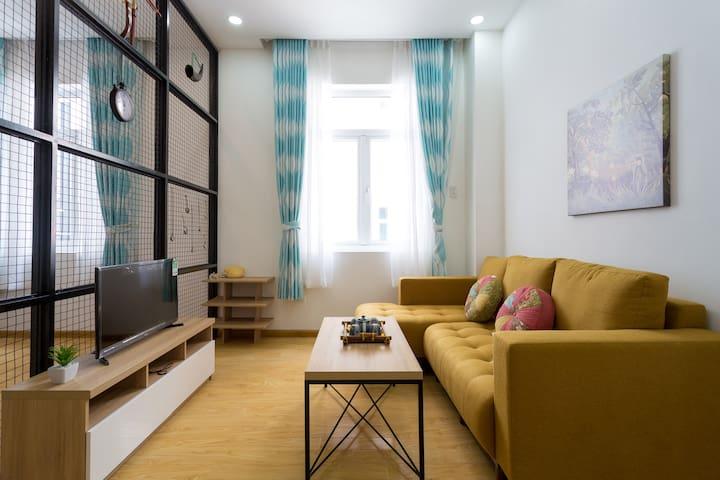 Neat Studio 5Mins to City Center - The Pinot - Ho Chi Minh City - Apartment
