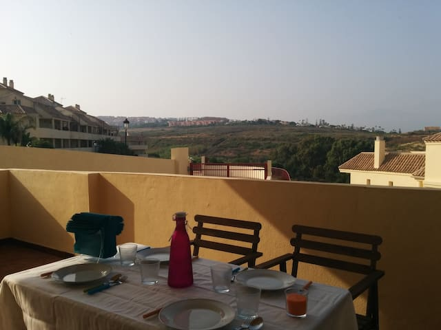 Relax in Costa del Sol - Manilva - Apartment