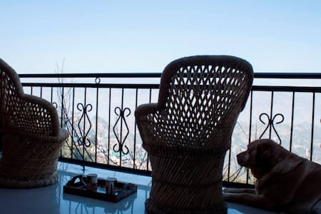 Cedar Villa Home Stay, Dalhousie - Dalhousie, District Chamba - Σπίτι