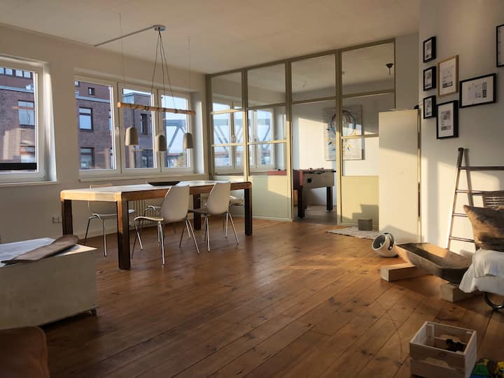 BrandRaum Loft, 220 qm 4you