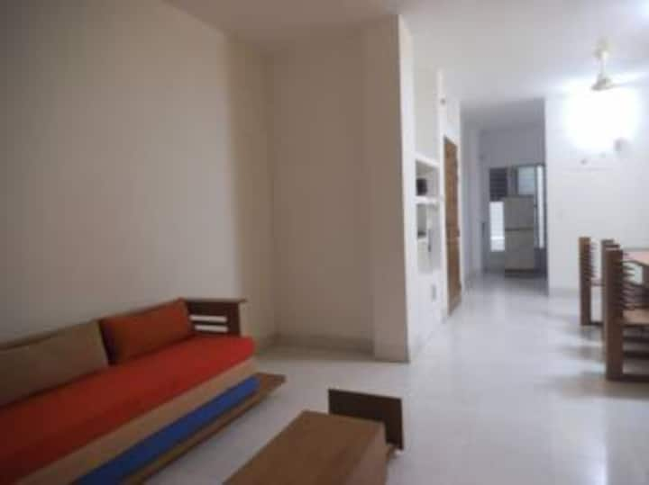 Full Furnished 2 bed rooms at Uttara Sector 12